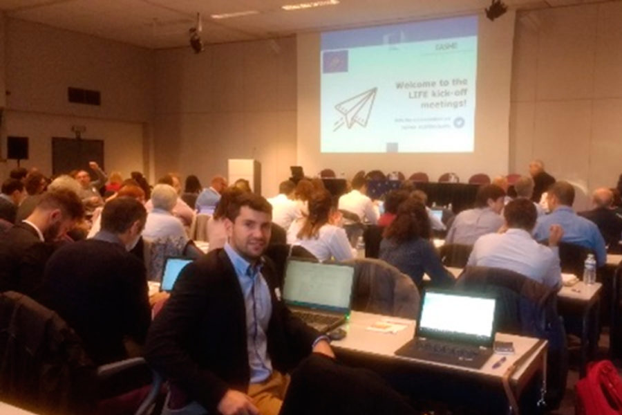 APRIA Systems attends the kick-off meeting of LIFE projects